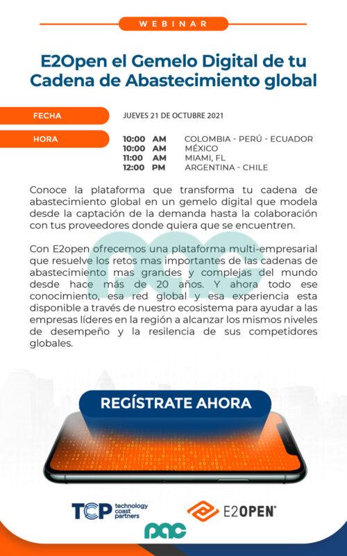 Webinar E2open 21-10